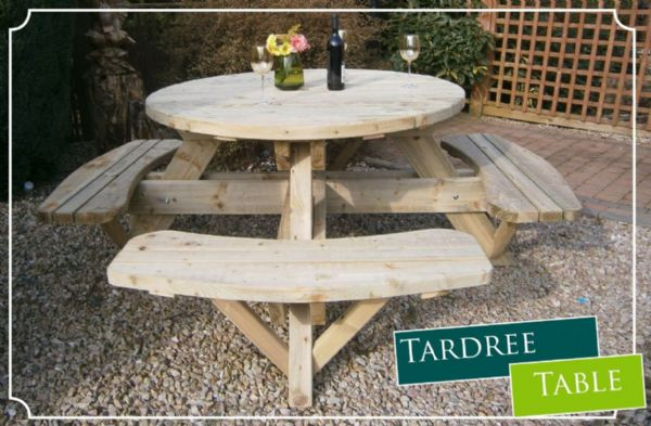 Tardree Picnic Table